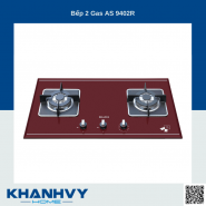Bếp 2 Gas AS 9402R
