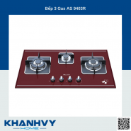 Bếp 3 Gas AS 9403R