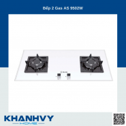 Bếp 2 Gas AS 9502W