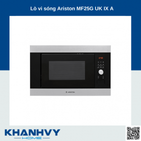 Lò vi sóng Ariston MF25G UK IX A